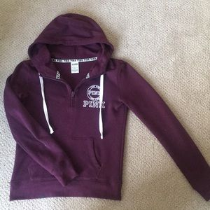 Perfect condition pink hoodie